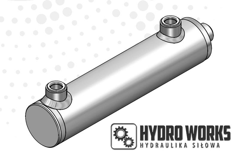 Cudowna Siłowniki hydrauliczne – różne specyfikacje: oferta Hydro Works EG64
